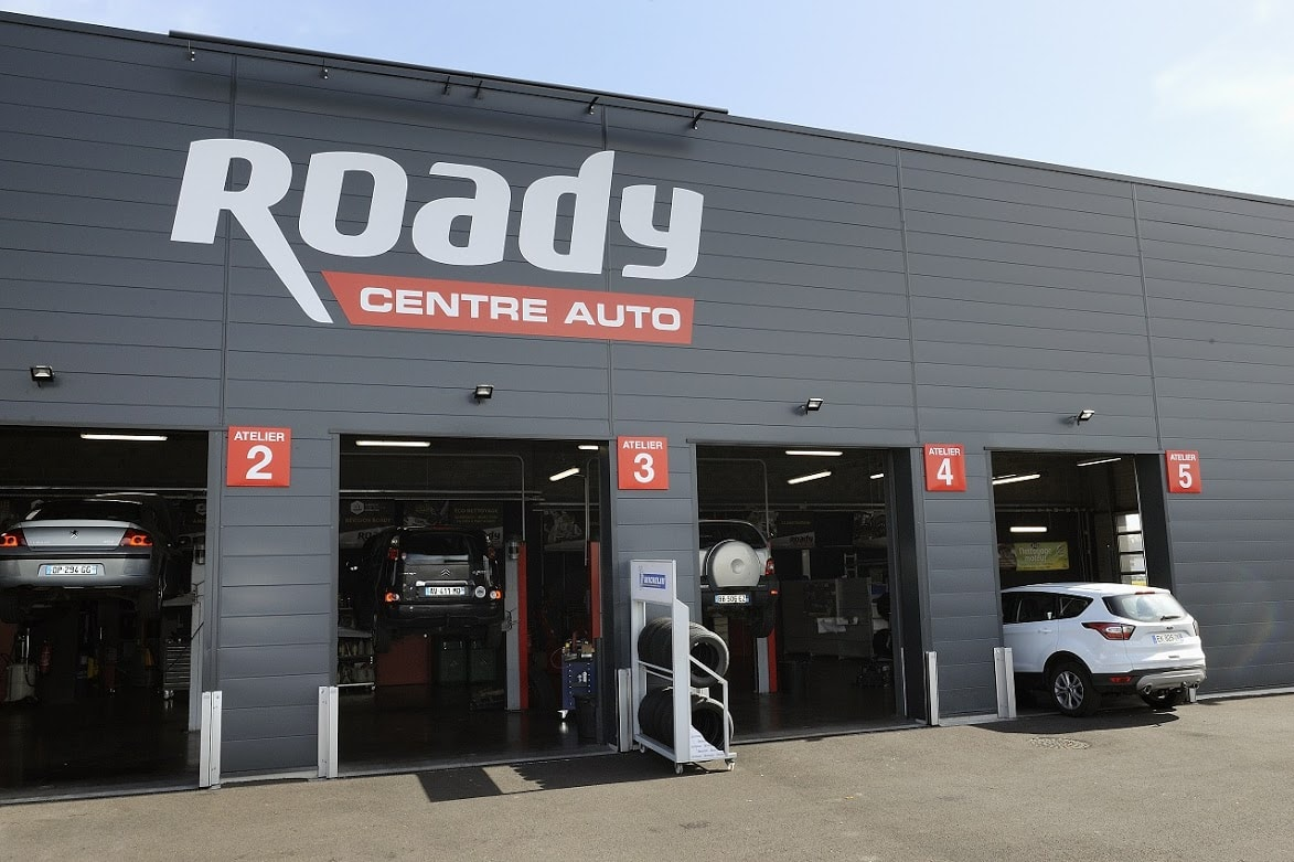 Photo Centre Auto Roady Villefranche